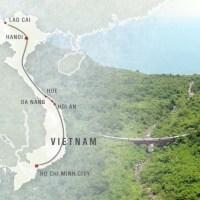In treno attraverso il Vietnam su Geo, Rai3