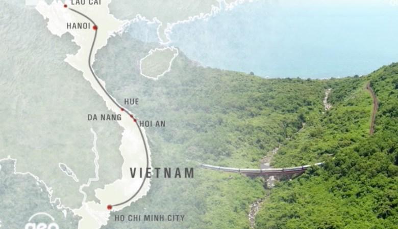 In treno attraverso il Vietnam su Geo Rai3