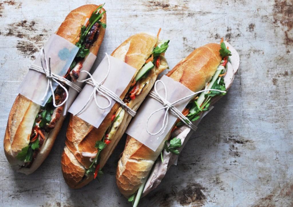 banh mi panino vietnamita
