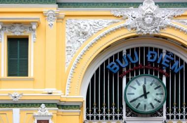 orario orologio posta vietnam ho chi minh city
