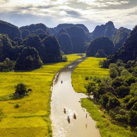 """Il bambù vietnamita a """"Passaggio a Nord-Ovest"""", su Rai1"""