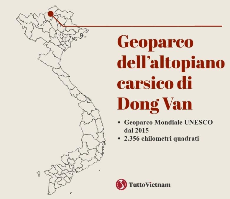 i Geoparchi UNESCO del Vietnam: il Geoparco di Dong Van