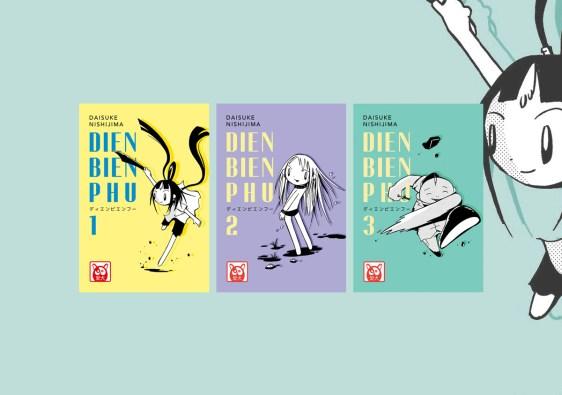 Dien Bien Phu Volume 1 2 e 3 Bao Publishing