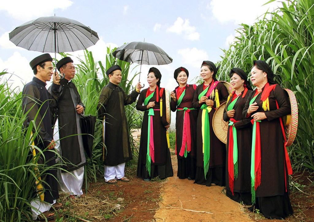 Canto popolare Quan Ho del Vietnam