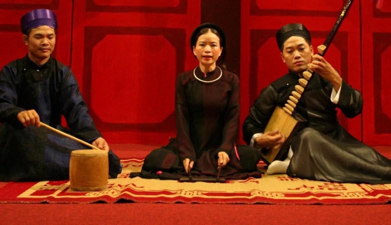 canto ca trù vietnam UNESCO