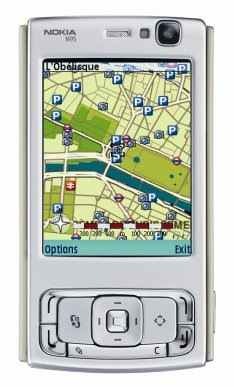 MAPPA NOKIA N95 SCARICARE