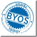 XMark BYOS stamp