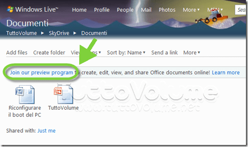 SkyDrive_documenti