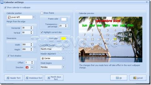 Walyk Wallpaper Changer Calendario