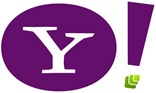 Easter egg yahoo! logo