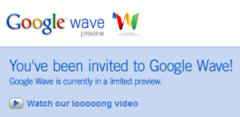 Invito Google Wave