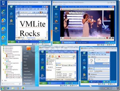 VMLite applicazioni virtuali