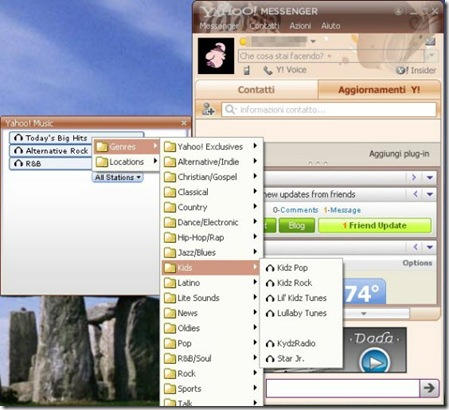 Yahoo! Messenger 10