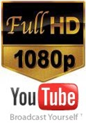 YouTube Full HD 1080p