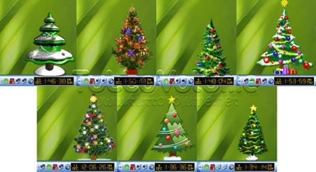 Animated Christams Tree
