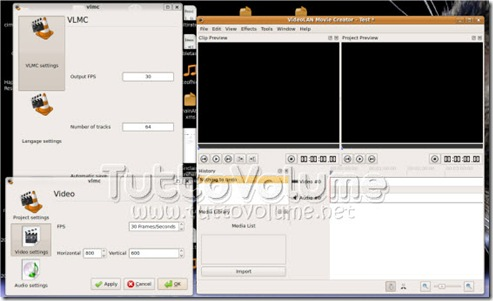 VLMC-Video-Lan-Movie-Creator