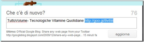 goo.gl URL Shortener Google