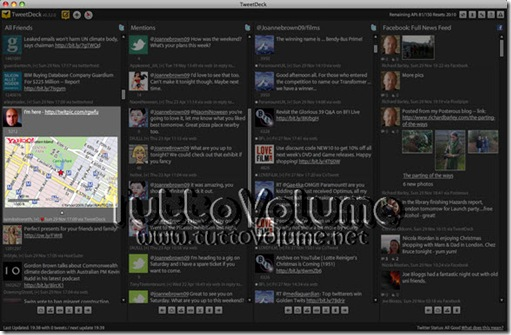 tweetdeck geotag