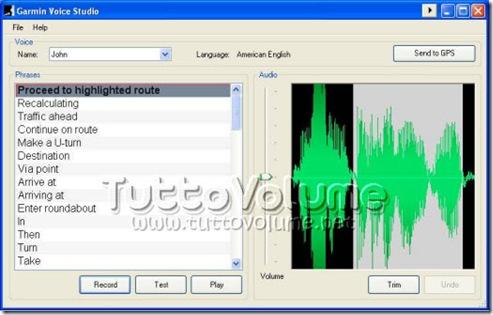 Garmin-Voice-Studio