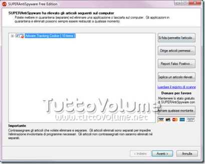 SuperAntySpyware-Portable-Scansione