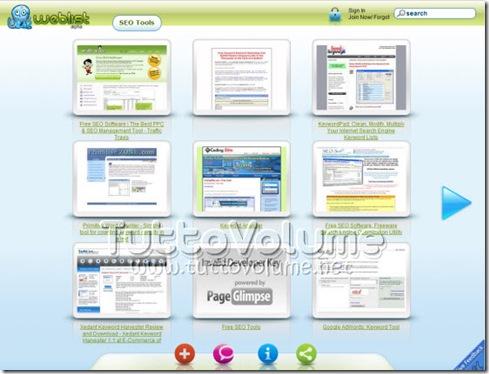 Weblist-lista-collegamenti-con-anteprime