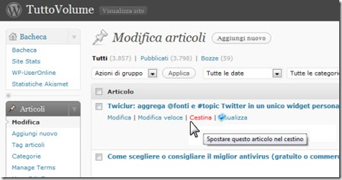 Cestino_Wordpress