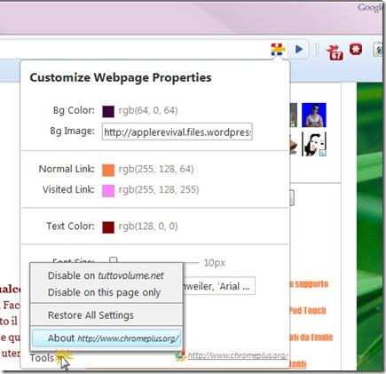 Webpage_Decorator_tools