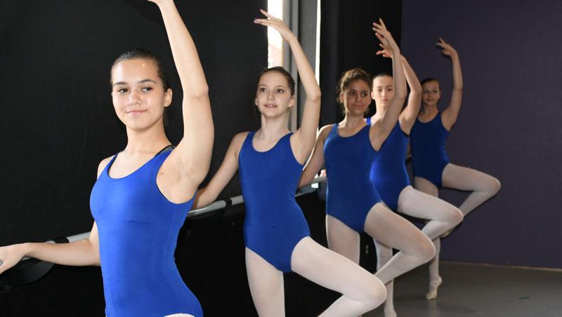 Ballet / Lyrical Class