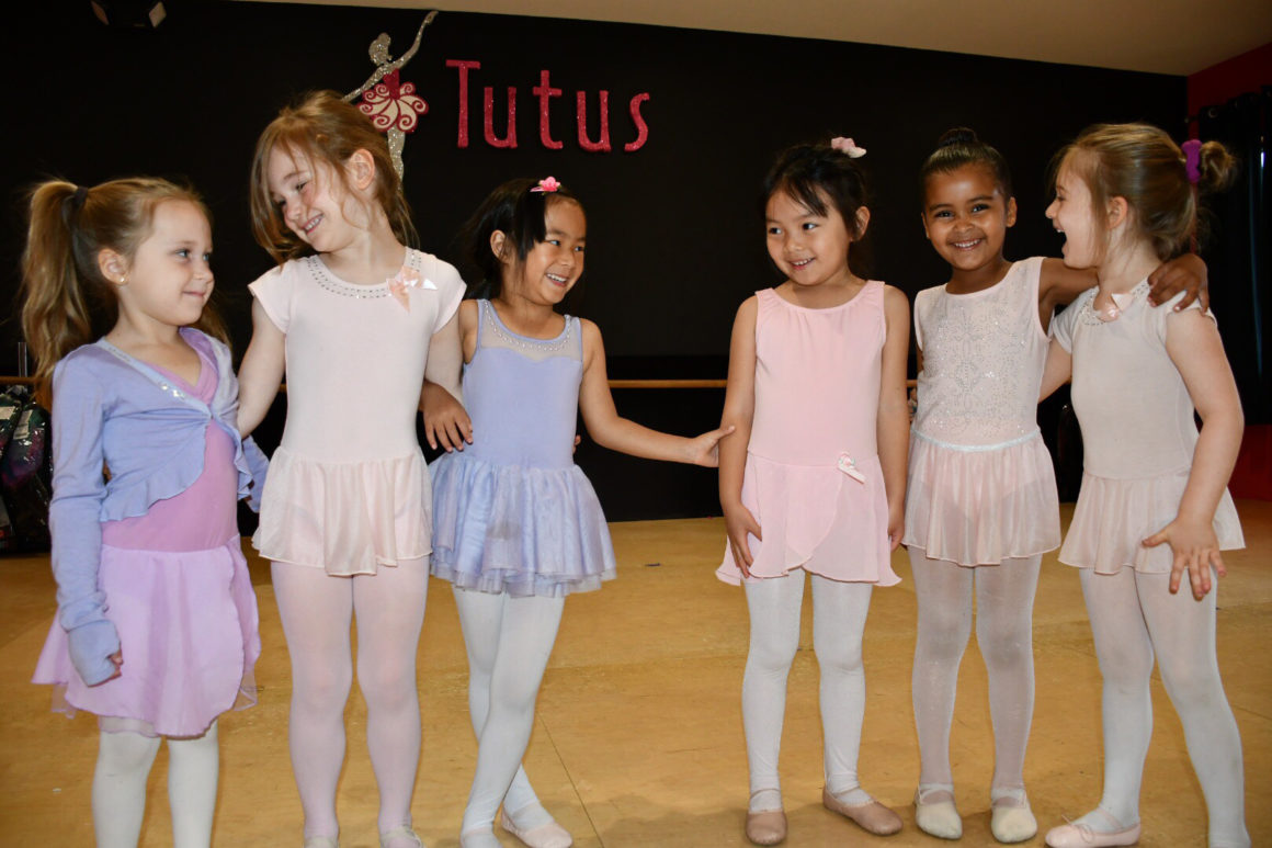 941f2e8538b6 Ballet   Tap Combo 1 Class - Tutus School of Dance