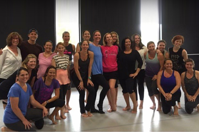 Adult Dance Fitness Class