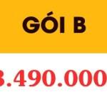 Gói B dịch vụ thành lập doanh nghiệp
