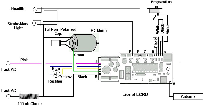 Wiring Diagram for Diesel with Strobe