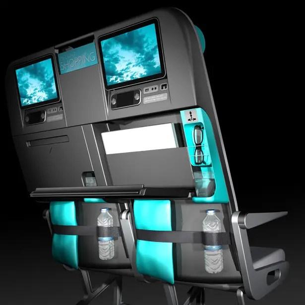 Meerkat Seat Concept by James Lee