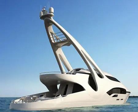 audax yacht