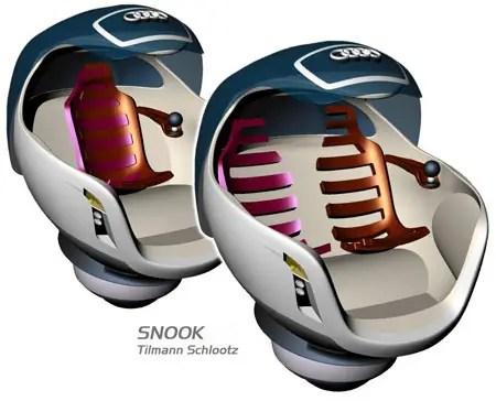 Audi Snook concetto di auto