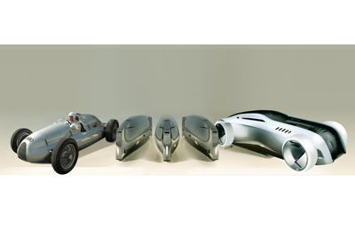 سيارة أودي المستقبل Virtuea quattro