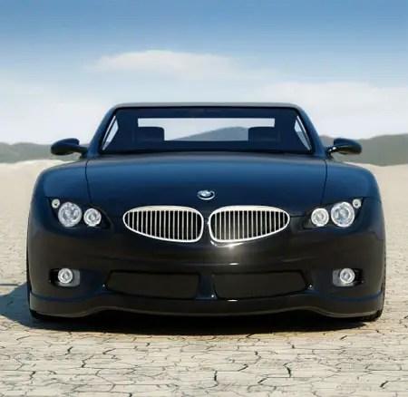 bmw m-zero concept car