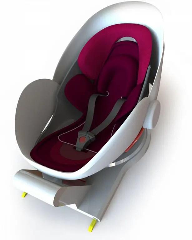 Seguridad Carkoon los asientos del coche