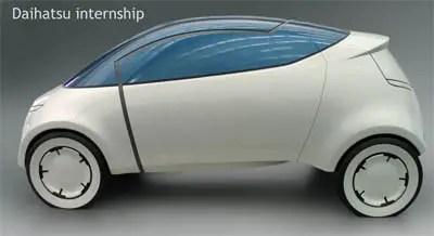 مفهوم سيارة التدريب دايهاتسو