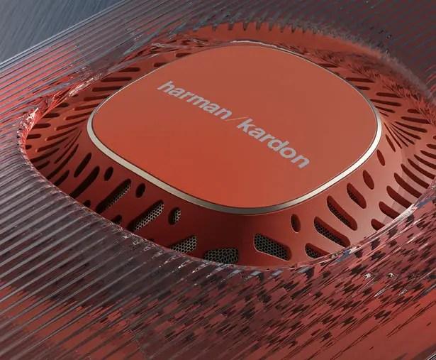 Harmoney الهاتف الذكي مع صوت Harman Kardon المدمج