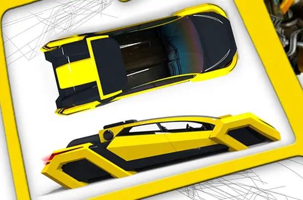 سيارة هوني كومب كونسبت ميغيل موجيكا