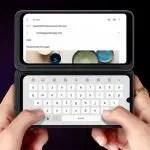 """الهاتف الذكي LG G8X ThinQ ثنائي الشاشة """"hspace ="""" 5"""