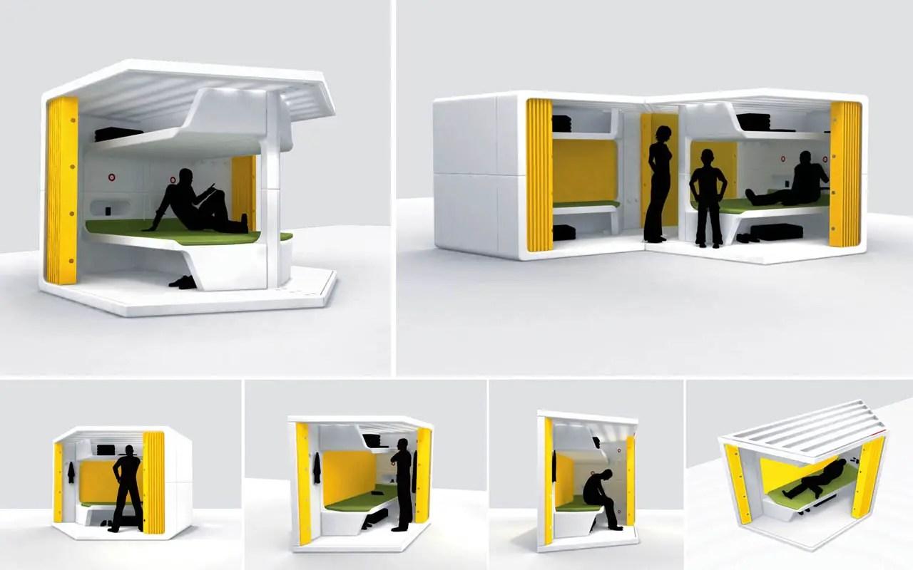 Life3 Modular Temporary Housing System Tuvie