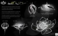 Lotus Lamp : Lighting Design Inspired by Nature - Tuvie