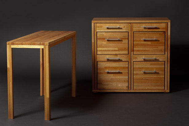 Ludovico Furniture Set by Claudio Sibille