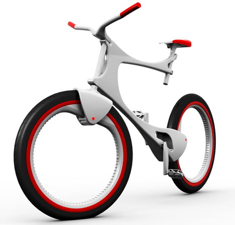 Marina Gatellli Bike Design