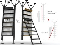 The Matching Tree : Space-Efficient Furniture System - Tuvie