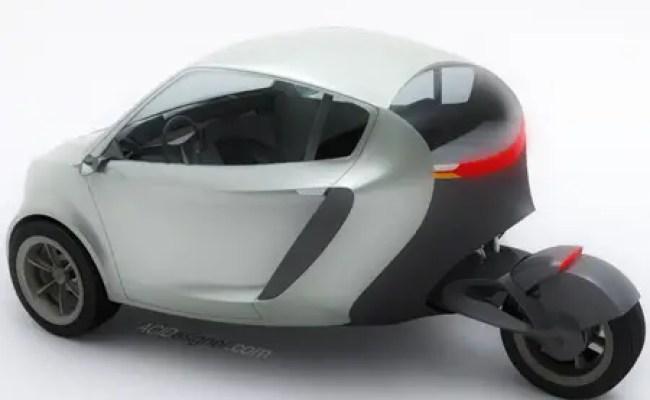 Gadgetlite 360 Small Nanus Concept Electric Car