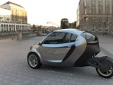 Gadgetlite 360 Small Nanus Concept Electric Car