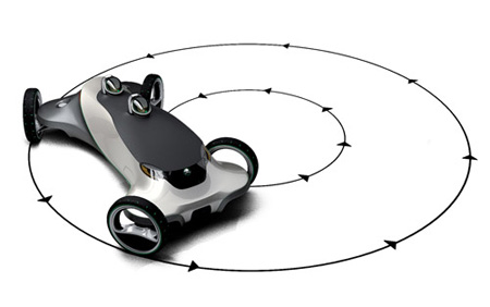 nasa car racing concept